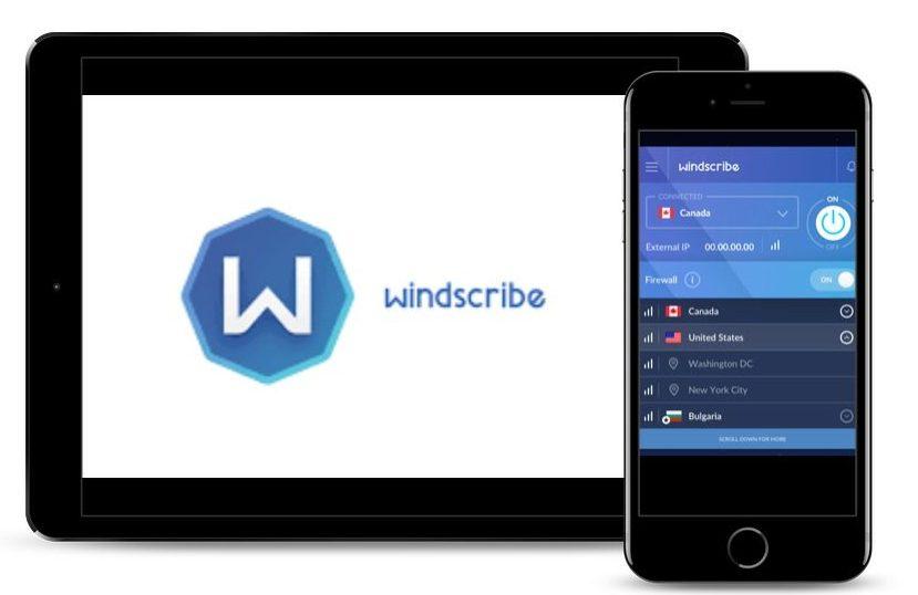 Windscribe vpn gratuito para descargar torrents