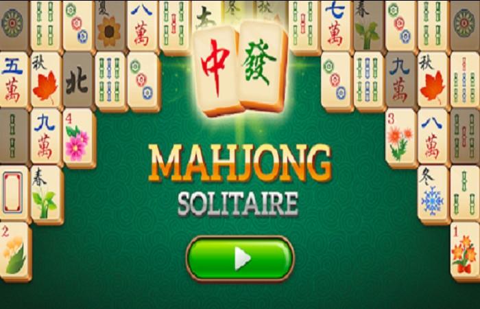 Mahjong gratis el mejor juego de solitario Online 1