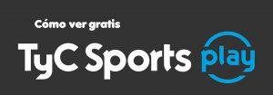 tyc sports play en vivo online gratis