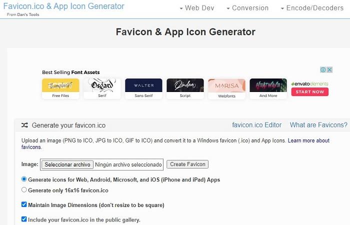 6 mejores páginas de ICONOS Y EMOJIS GRATIS - Favicon y más 3