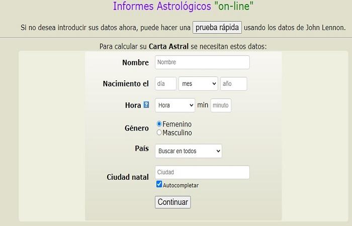 Cómo calcular tu carta astral gratis - Videncia y futurología 2