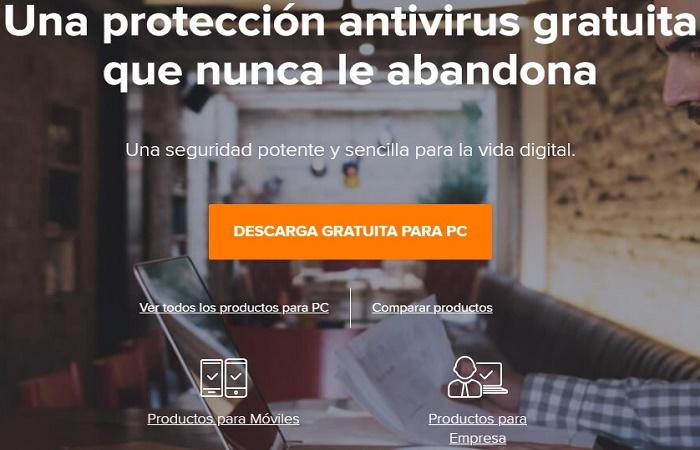 Cómo descargar Avast gratis 2020 1