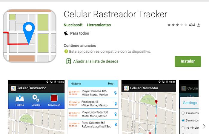 Cómo rastrear y espiar celulares con tu teléfono móvil gratis 2