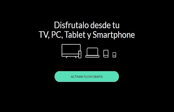 Cómo ver gratis Cablevisión Flow 1