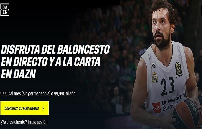 Cómo y dónde ver baloncesto (basket) en vivo online gratis 1