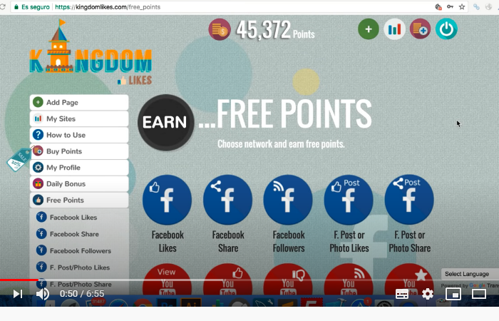 Como conseguir cientos de likes en tus fotos de Facebook e Instagram gratis 3