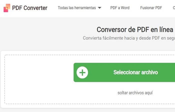 Convertir pdf a word gratis 3