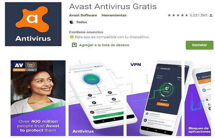 El mejor antivirus gratis 4
