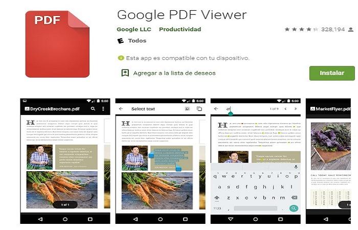 El mejor lector de PDF gratis 3