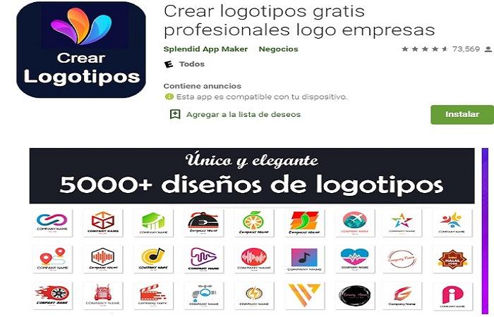 Los mejores programas para crear logos gratis 5