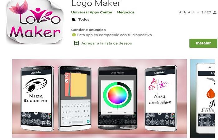 Los mejores programas para crear logos gratis 7