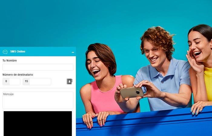 Personal SMS Online GRATIS - Envía mensajes en Argentina 1
