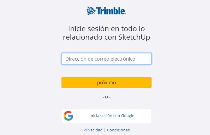 Sketchup gratis - Tutorial, descargar e instalar en español 4