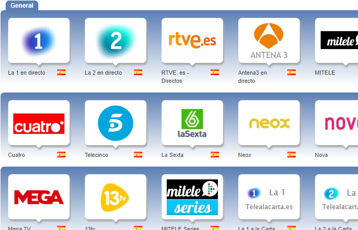 Ver TV cable por internet gratis legalmente 2