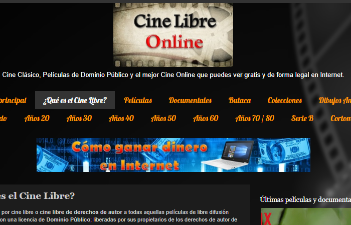Ver TV cable por internet gratis legalmente 7