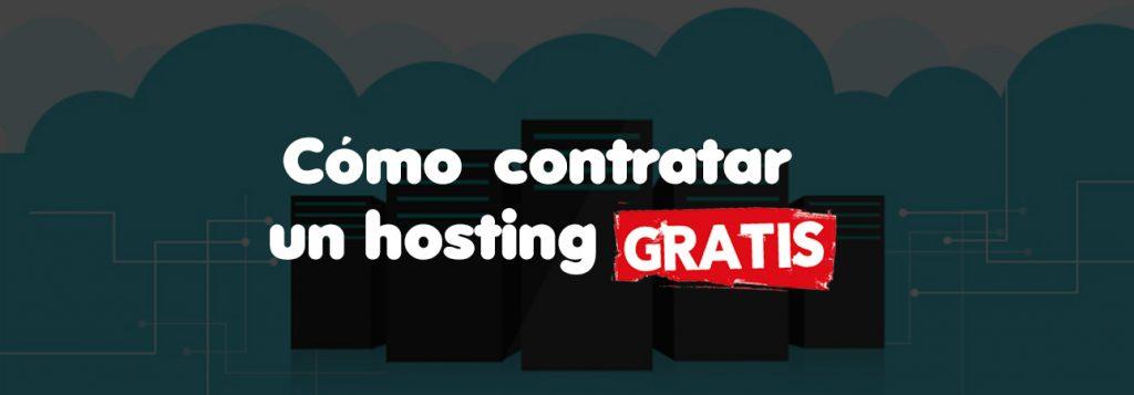 cómo tener hosting gratuito
