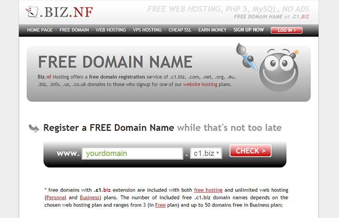 dominios totalmente gratis