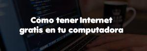 internet gratis pc
