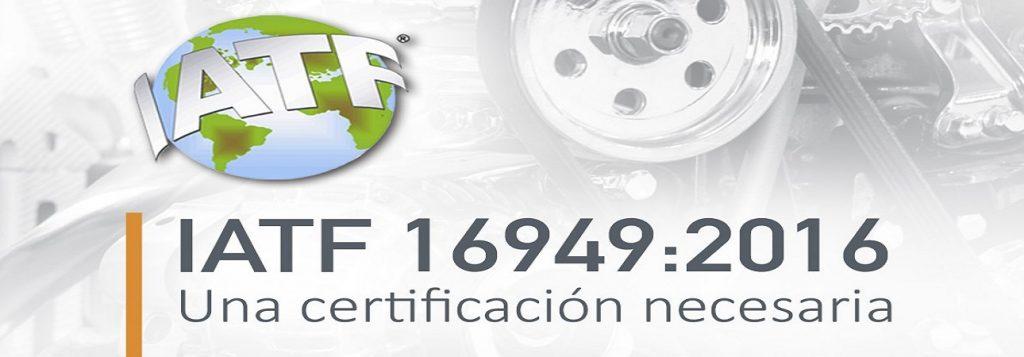 norma iatf 16949 pdf español gratis