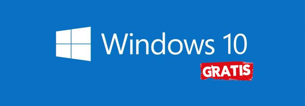 cómo conseguir windows 10 gratis